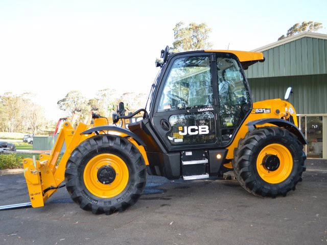 NEW 2013 JCB 531-70 AGRI SUPER