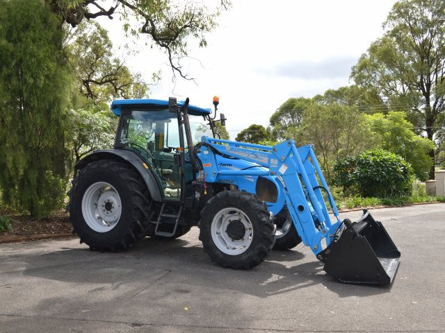 2006 LANDINI POWERFARM 95