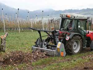 FAE Tractor Mulchers
