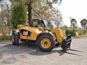 CAT TH337 Telehandler